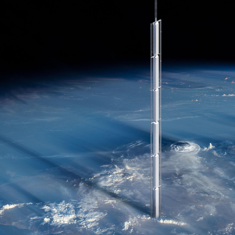 Bangunan tergantung di langit bakal dibina di Dubai, logik ke?
